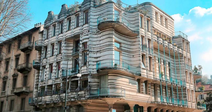 L'esclusivo quartiere Crimea