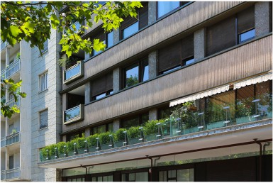 Appartamento signorile in palazzo moderno con grande terrazzo vicino al Parco del Valentino Vendiamo