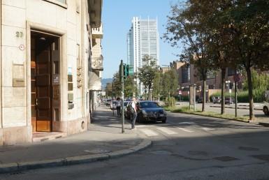Appartamento in zona Cit Turin in bello stabile vicino al tribunale e alla fermata bernini Vendiamo