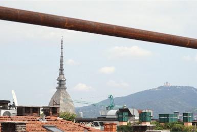 Trilocale in fase di ristrutturazione in centro classe A con terrazzo panoramico vendiamo