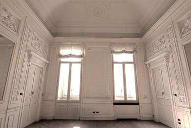 Bilocale in ristrutturazione con doppio affaccio balcone al terzo piano in classe A+